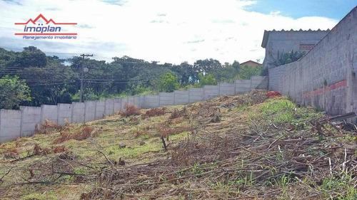 Terreno À Venda, 580 M² Por R$ 175.000,00 - Campos De Atibaia - Atibaia/sp - Te1812