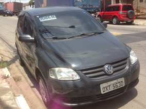 Volkswagen Fox 1.0 City Total Flex 4p 2007