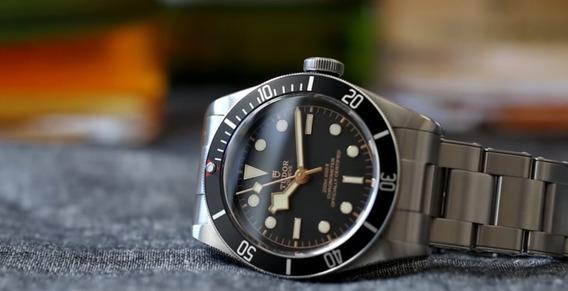 Tudor Black Bay Black Full Set Oportunidad!!!