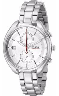 Reloj Fossil L Racer Ch2975 Mujer   Original   Envío Gratis