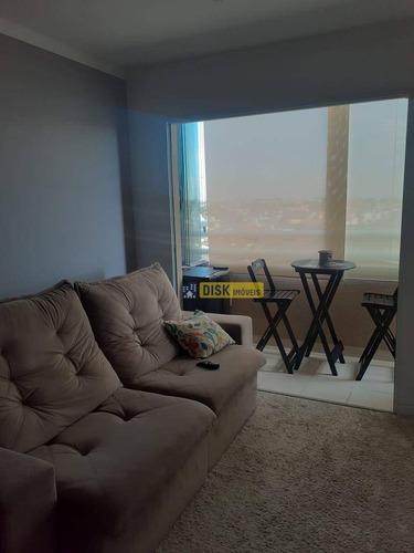 Imagem 1 de 17 de Apartamento Com 2 Dormitórios À Venda, 54 M² Por R$ 320.000 - Assunção - São Bernardo Do Campo/sp - Ap1959
