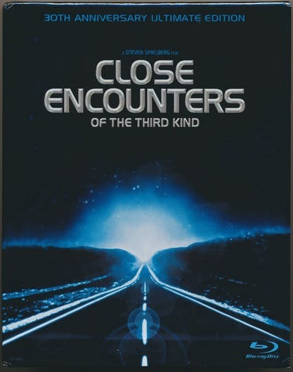 Blu-ray Close Encounters Of The Third Kind - Leg - Digipack