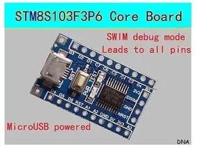 Placa De Desenvolvimento Stm8s103f3p6