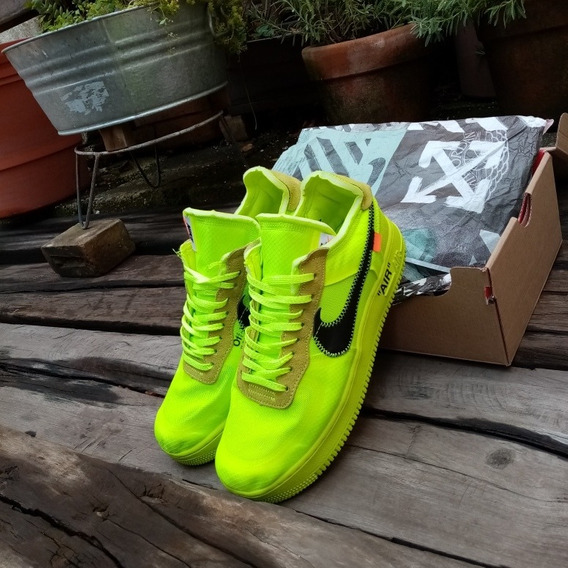 Air Force 1 Off White Volt