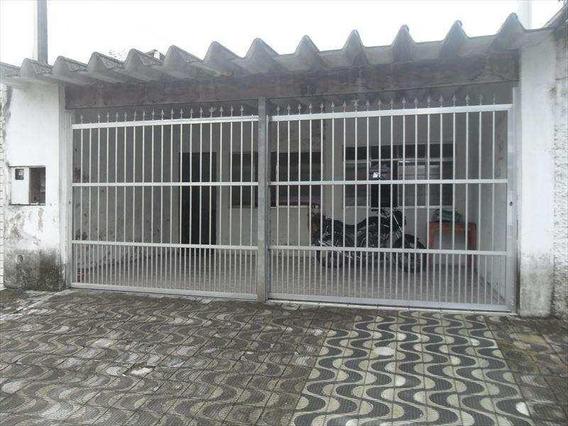 Casa Em Boqueirão, Praia Grande/sp De 81m² 2 Quartos À Venda Por R$ 350.000,00 - Ca168509