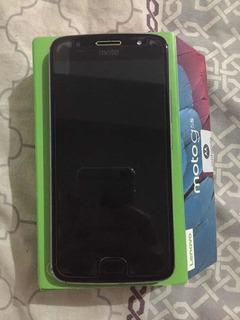 Celular Moto G5s De Segunda Mão Super Novo