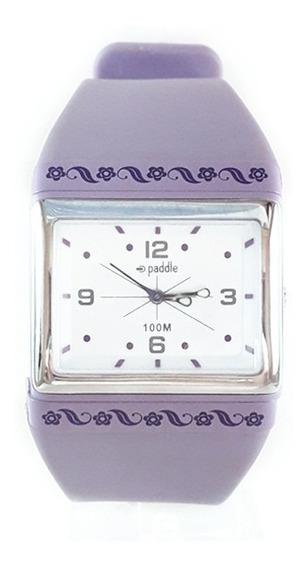 Reloj Dama Análogo Paddle Watch | Rz005 | Envío Gratis
