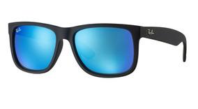 aa75835f3 Rayban Justin 4165 Polarizado Espelhado Masculino De Sol - Óculos no ...