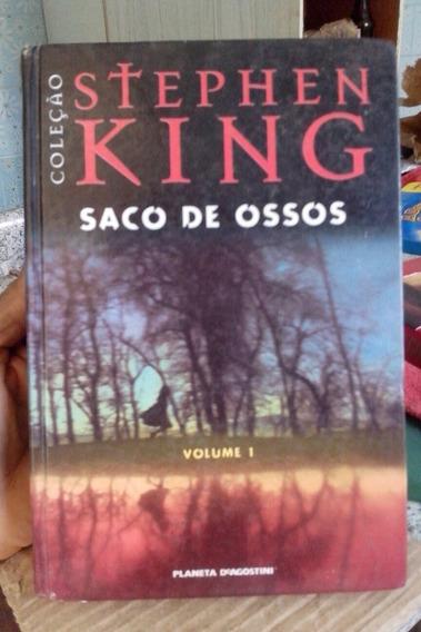 Livro Saco De Ossos Vol 1 Stephen King Frete Gratis Leia!