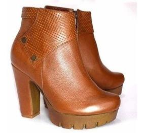 f0a185f0 Botines Mujer Tacon - Zapatos para Mujer en Mercado Libre Colombia