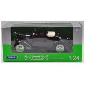 Welly Nex Models Ford Cabriolet Escala 1:24