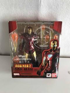 Iron Man 2 Mark Vi 6 Shfiguarts Bandai Avengers