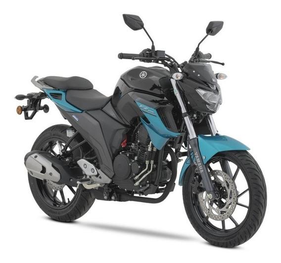 Yamaha Fz 25 0 Km Anticipo $ 196300 Y 12 Cuotas Sin Interes