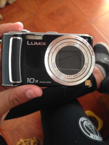 Camara Digital Lumix 10x Buen Estado