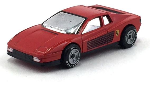 Matchbox Ferrari Testarossa World Class 1990 1/64 Loose