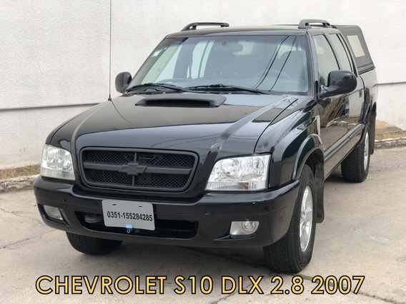 Chevrolet S10 Dlx 2.8 Td 4x4 2007 * Unica Mano*rec. Menor*