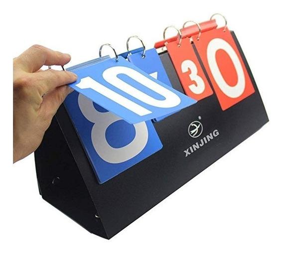 Marcador Multideportes Voleibol Baloncesto - Envío Gratis