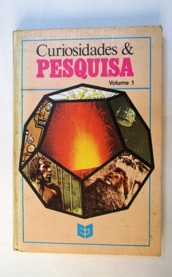 Livro Curiosidades E Pesquisas Volume 1, Usado