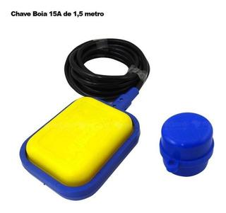 Chave Boia V.07/1,5 15a-1,5mt Poços E Reservatórios Voltim