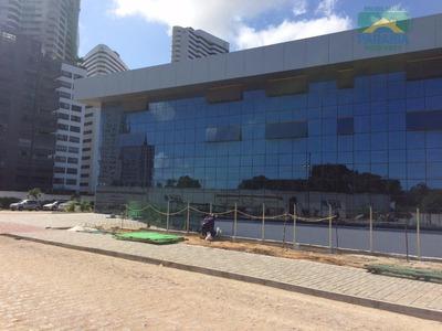 Sala Comercial Para Locação - Altiplano - João Pessoa - Pb - Sa0057
