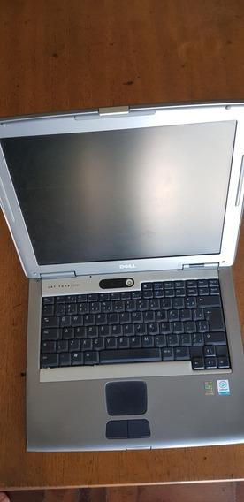 Dell Latitude D505 Retirada De Peças: Lcd E Outras
