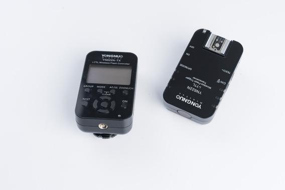 Radio Disparador Nikon