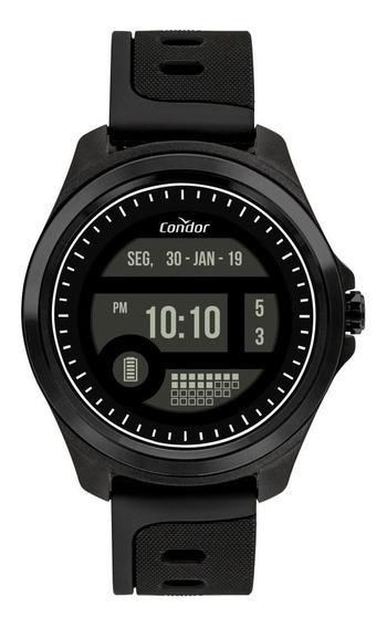 Relógio Masculino Condor Digital Cokw05caa/8p 48mm Preto