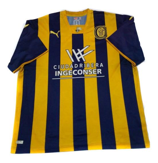 Camiseta De Rosario Central Puma 2010 Con Numero Xl