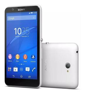 Sony Xperia E4 E2124 Dual Tv - Novo-vitrine