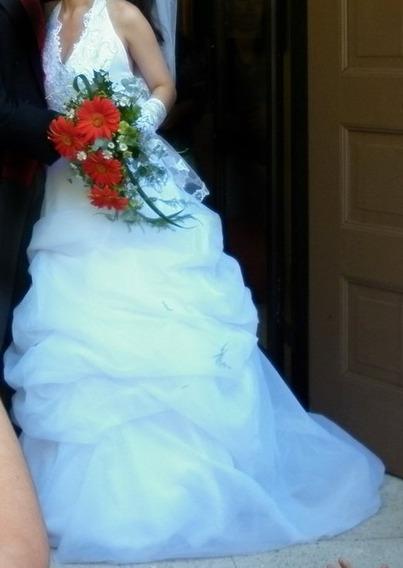 Vestido De Novia Romantico