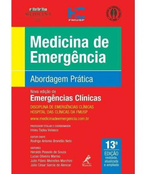 Medicina De Emergencia - 13ª Ed
