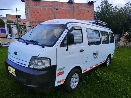 Autobuses Microbuses Kia Grand Pregio