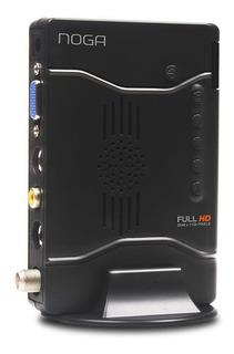Sintonizador De Tv Externa Para Monitor Vga Cable Aire