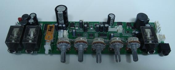 Placa Amplificador De Audio Para Caixa Amplificada Trc 515