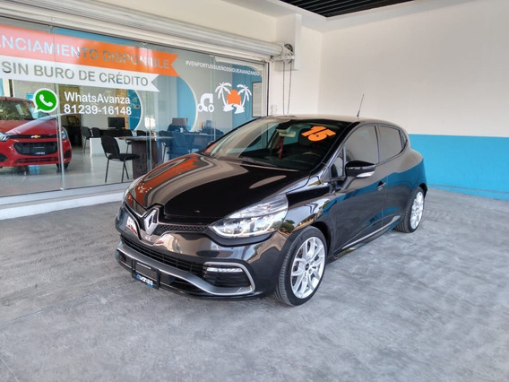 Renault Clio 2015 1.6 Privilege Rs 200 Piel At