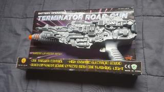 Juguete Arma Terminator Colección. Consultar Descuento