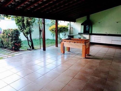 Imagem 1 de 10 de Casa Com 2 Dormitórios À Venda, 165 M² Por R$ 350.000,00 - Jardim São Clemente - Monte Mor/sp - Ca0380