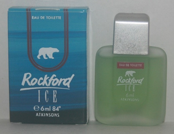 Miniatura De Perfume: Atkinsons - Rockford Ice - 6 Ml - Edt