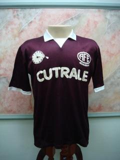 Camisa Futebol Ferroviaria Araraquara Ng Jogo Antiga 1732