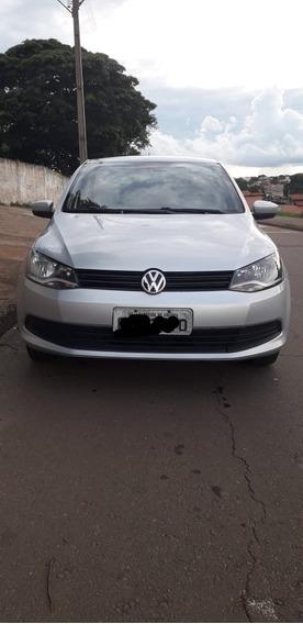 Volkswagen Voyage 1.0 Trend Tec Total Flex 4p 2013