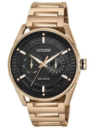 Relógio Citizen Eco Drive Cto Gold Bu4023-54e
