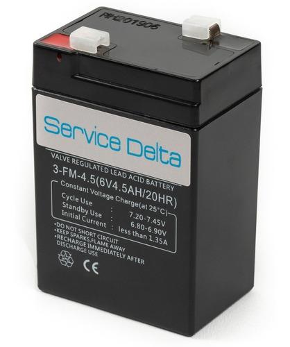 Imagen 1 de 3 de Dispositivo Para Balanza Systel A Bateria