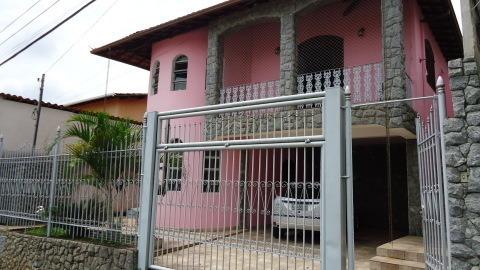 Casa Com 3 Quartos Para Comprar No Novo Progresso Em Contagem/mg - 2645