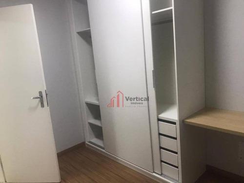 Apartamento Com 3 Dormitórios À Venda, 96 M² Por R$ 648.000,00 - Tatuapé - São Paulo/sp - Ap6386