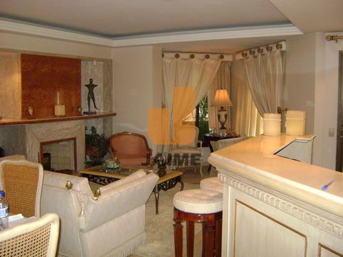 Apartamento Maravilhoso, Em Pinheiros!!! - Ja1431