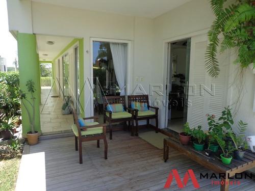Imagem 1 de 14 de Vcp00361 Casa Condominio Barramares Na Praia De Cotovelo