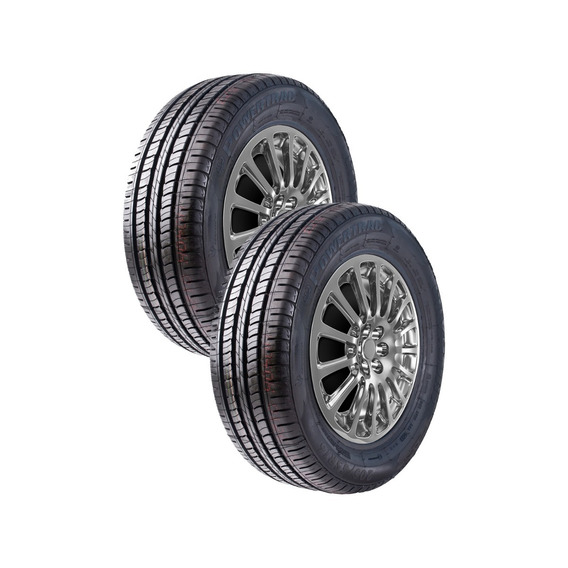 Kit Pneu 205/60 R16 92h - Powertrac Citytour - 2 Unid.