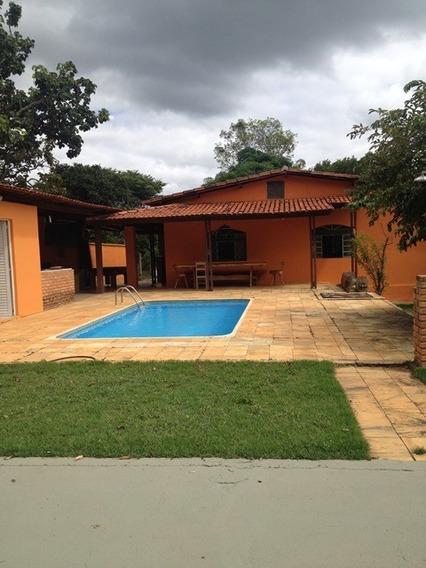 Casa Em Condomínio Com 3 Quartos Para Comprar No Cond. Villa Monte Verde Em Jaboticatubas/mg - Blv3223