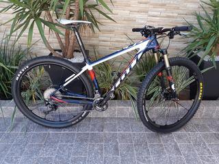 Quadro Scott Scale 910 Tam 17 Carbon (não Specialized, Caloi