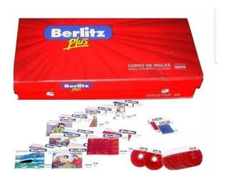 Curso De Inglés Berlitz Plus Comple Original Caja Sellada